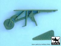 A32002 1/32 Focke-Wulf FW 190 D-9 tail wheel Blackdog