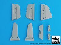 A32004 1/32 Bf-109 G,K detail set