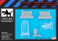 A48008 1/48 Mig 21 MF,SMT