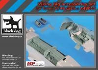A48015 1/48 Viking big accessories set
