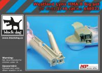 A48021 1/48 Westland Lynx HMA8 big accessories set Blackdog