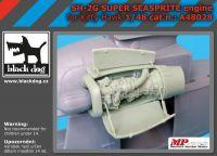 A48028 1/48 SH-2 G Super Seasprite engine