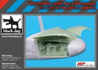 A48031 1/48 Westland Lynx AH 7 electronic