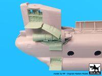 A48051 1/48 Ch-47 Chinook engine Blackdog