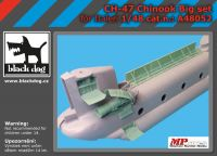 A48052 1/48 Ch-47 Chinook big set Blackdog