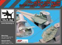 A48067 1/48 CH-46 Bull Frog big set