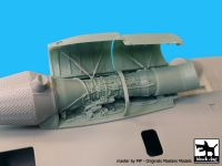 A48068 1/48 MH-53 E Sea Dragon outer engine Blackdog