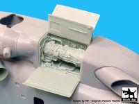 A48069 1/48 MH-53 E Sea Dragon inner engine Blackdog