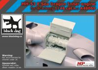 A48069 1/48 MH-53 E Sea Dragon inner engine
