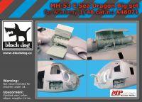 A48071 1/48 MH-53 E Sea Dragon big set