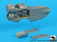 A48075 1/48 E-2 C Hawkeye 2 engines Blackdog