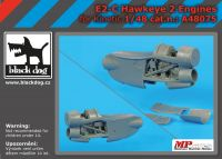 A48075 1/48 E-2 C Hawkeye 2 engines