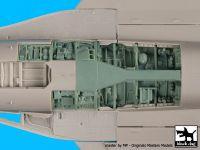 A48080 1/48 F-16 C Wheel bay Blackdog