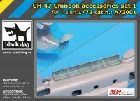 A7201 1/72 CH-47 Chinnok accessories set