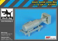 A7203 1/72 Atom bomb Little Boy