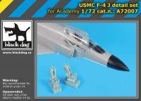 A7207 1/72 USMC F4J detail set Blackdog