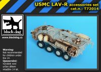 T72014 1/72 USMC LAV -R