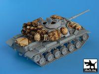 T72017 1/72 M60 A1 Blackdog