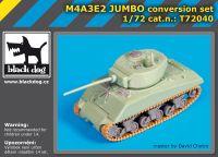 T72040 1/72 M4A3E2 Jumbo conversion se