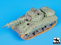 T72043 1/72 British Sterman hessian tape camo Blackdog