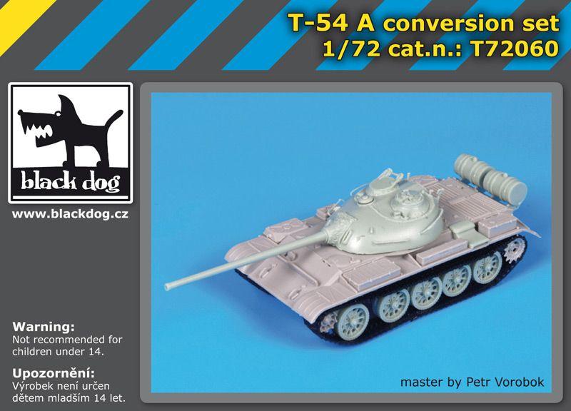 T72060 1/72 T-55A conversion set Blackdog