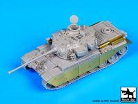 T72061 1/72 Centurion Mk III complete kit Blackdog