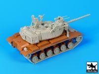 T72066 1/72 Magach 6 B IDF conversion setT72066 1/72 Magach 6 B IDF conversion set Blackdog