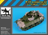 T72079 1/72 M-10 accessories set