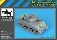 T72085 1/72 M4A1 accessories set