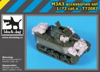 T72087 1/72 M3A3 accessories set