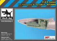 A72066 1/72 F-4 E canon