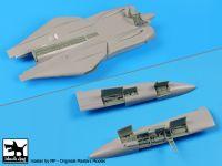 A72072 1/72 F-14 A big set Blackdog