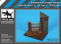 D35106 1/35 Eastern Europe base