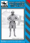 F32072 1/32 German Lufttwafe pilot Africa N°4 Blackdog