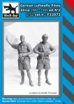 F32073 1/32 German Luftwafe pilots Africa N°2