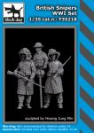 F35218 1/35 British snipers WW I set Blackdog