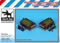 S350003 1/350 House N°1