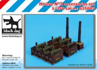 S35005  1/350  House N°3