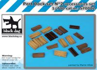 S700002 1/700 Port dock set N°2