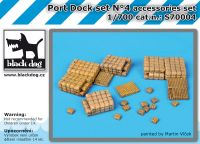 S700004 1/700 Port dock set N°4