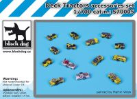 S700005 1/700 Deck tractors accessories set