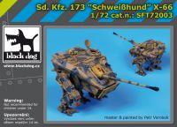 SFT72003 Sd.Kf3.173 Schweibhund X-66
