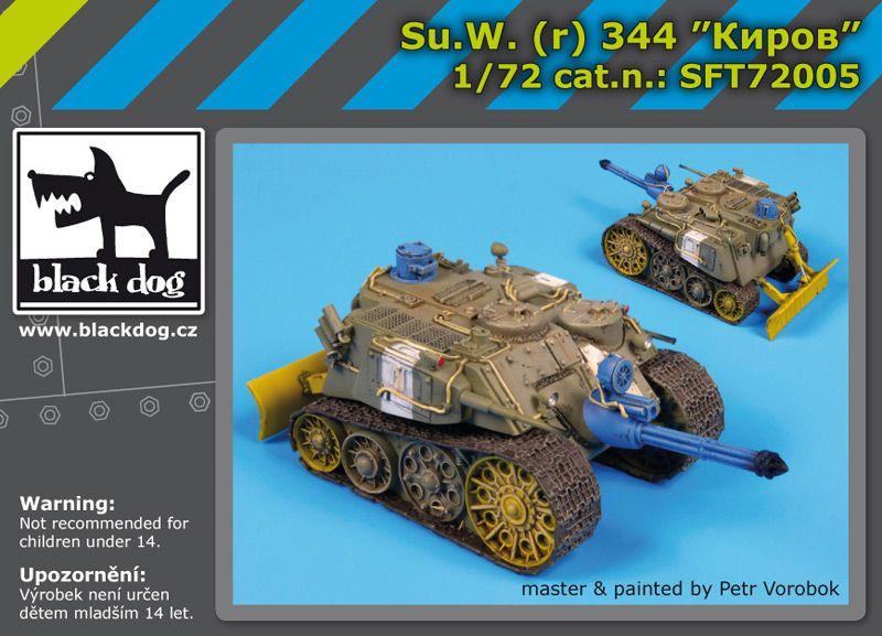 SFT72005 SU.W.334 Blackdog