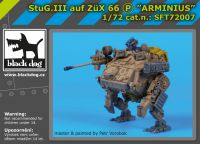 SFT72007 Stug III ARMINIUS