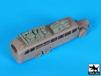 T72106 1/72 Voman Omnibus 7 or 660 accessories set Blackdog