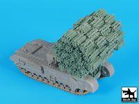 T72109 1/72 Framefascine for Churchill Mk IV Blackdog