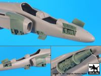 A48085 1/48 Kawasaki T 4 big set