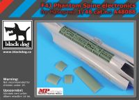 A48088 1/48 F4J Phantom spine electronics