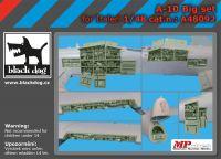 A48092 1/48 A-10 big set