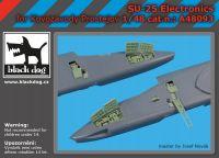 A48093 1/48 SU -25 electronics